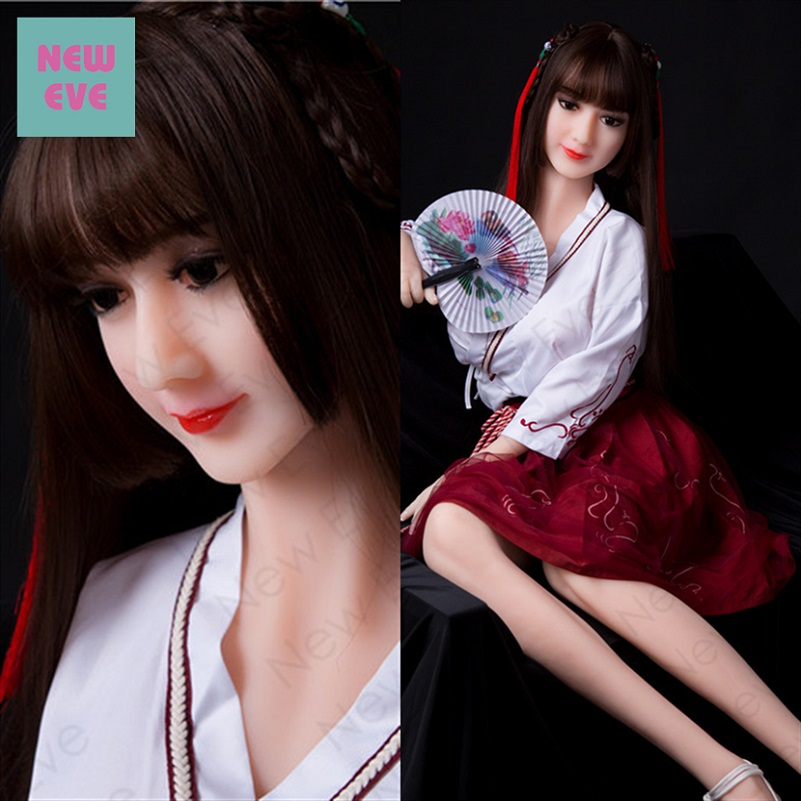 Asian Lolita Silicone Love Doll For Adult Sex 148cm Rubber Vagina Real Pussy Big Breast Anal Oral Sex Toy For MenAsian Lolita Silicone Love Doll For Adult Sex 148cm Rubber Vagina Real Pussy Big Breast Anal Oral Sex Toy For Men