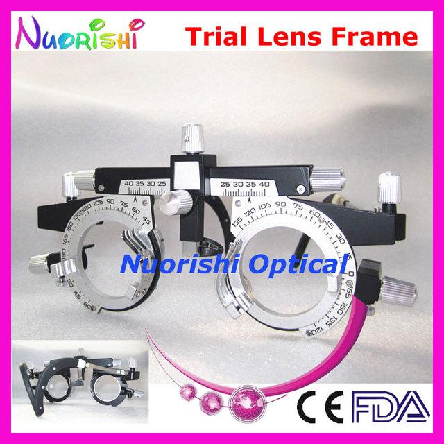 F4880a Profressional melhor qualidade Multifunction quadro lente julgamento óptico optometria menor custo de transporte mais baixos custos de envio