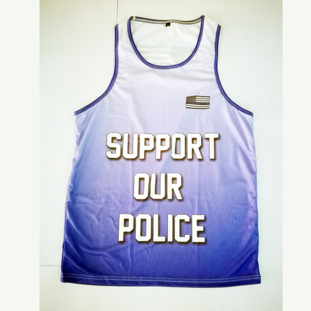 6b5103e0ffe Support Our Police Shirts