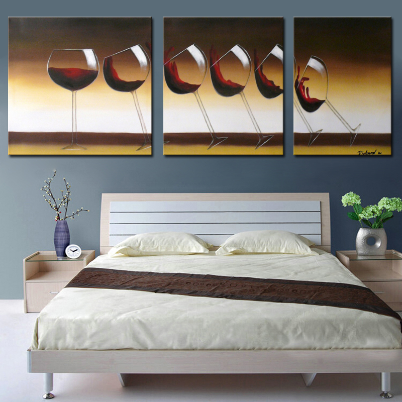 Online kaufen gro handel g nstige moderne kunst gem lde for Dekor weltraum