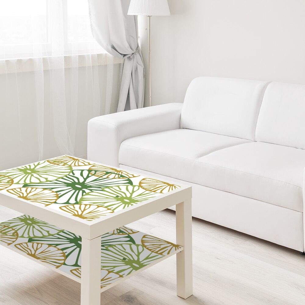 53x122 см цветок Дизайн Обои Дизайн Наклейки на стену Домашний декор для хранения одежды стол Мебель Спальня