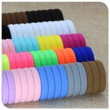 Girl elastic ponytail Rubber Bands holder