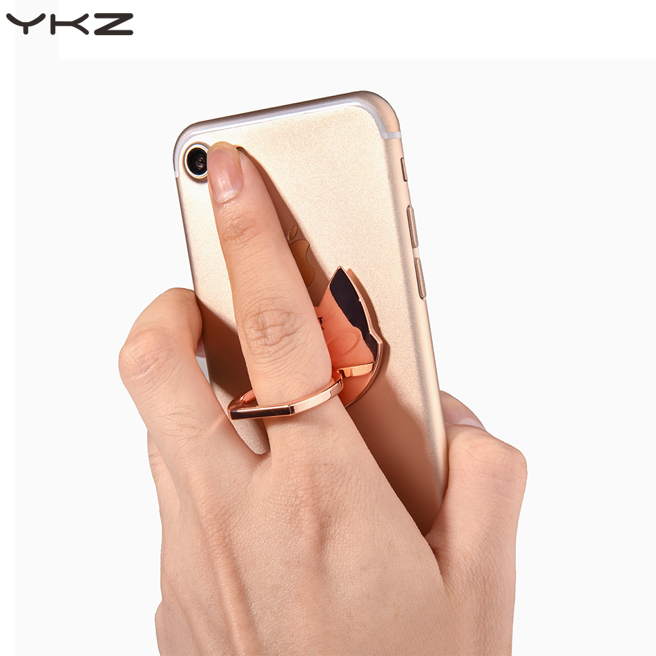 Finger <font><b>Ring</b></font> Mobile Phone360 Degree Smartphone Stand <font><b>Holder</b></font> For iPhone 7plus Samsung HUAWEI Smart <font><b>Phone</b></font> IPAD MP3 <font><b>Car</b></font> Mount Stand