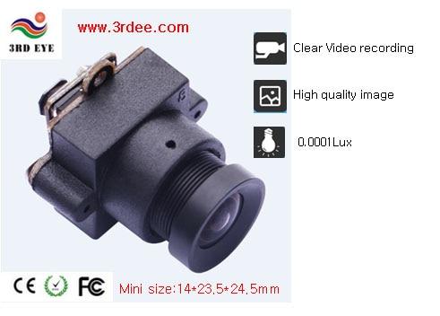 1/3 CMOS Minature Camera Black White Video Image Camera MB495 eye sight es nvc802w 3 5 screen 1 4 cmos 0 3mp network video phone call ip camera black white