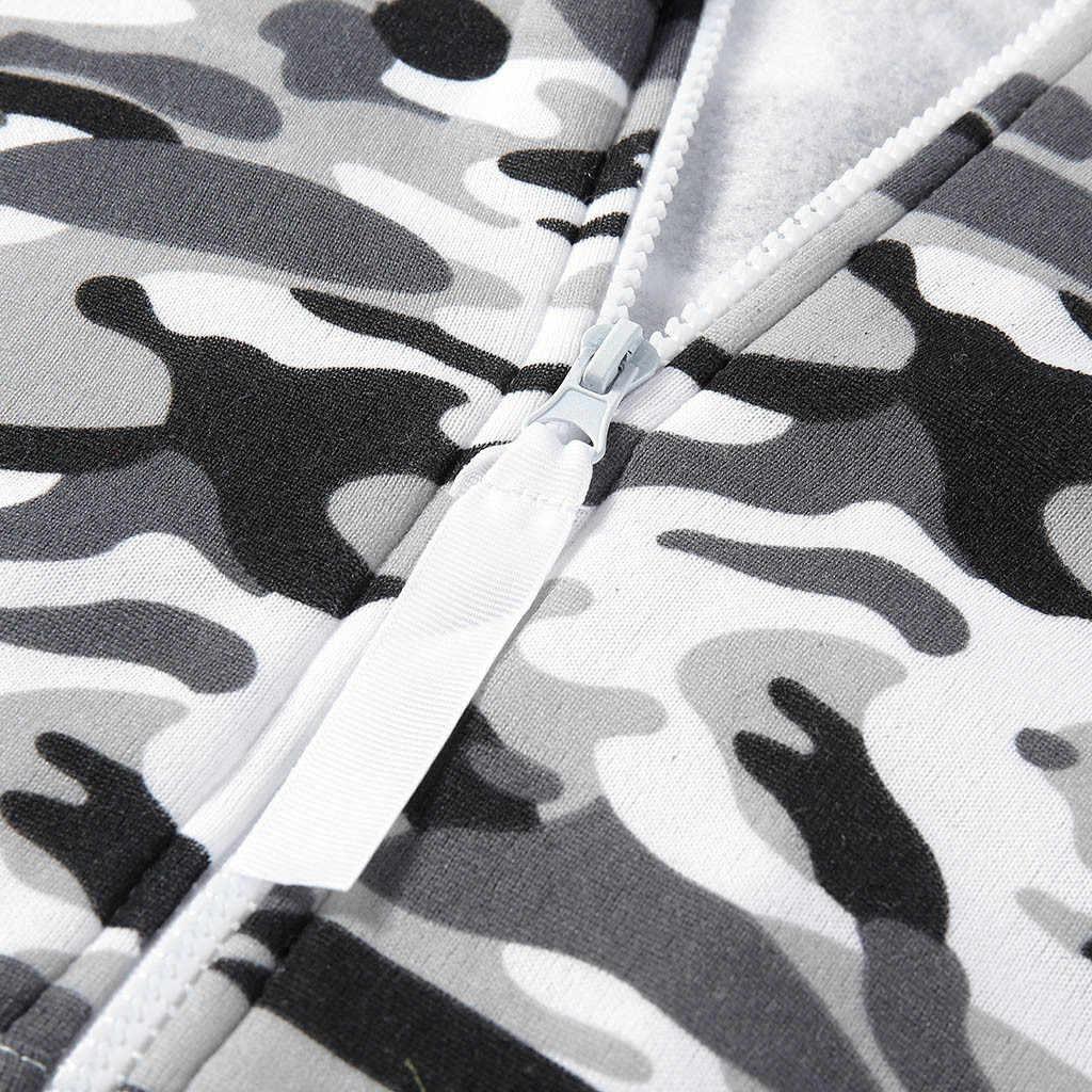592d70319a5 ... Men s Unisex Jumpsuit One-piece garment Non Footed Pajama Playsuit  Blouse Hoodie Adult Onesie Mens