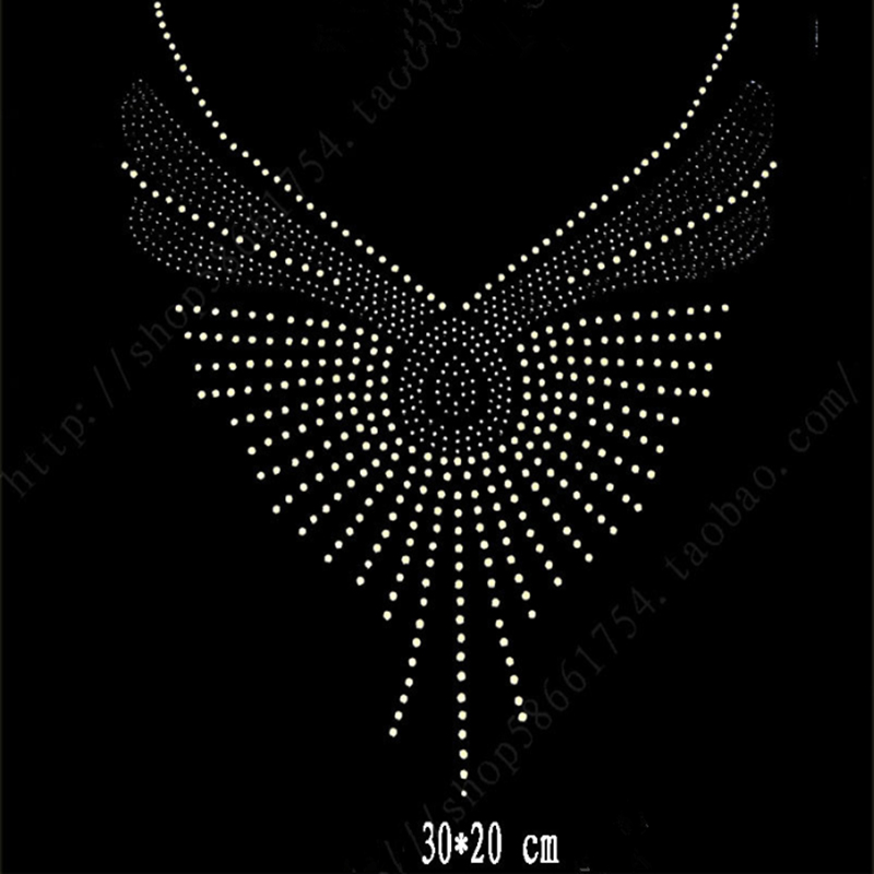 Popular rhinestone design patterns buy cheap rhinestone for Free t shirt transfer templates