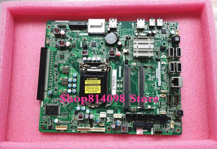 DB.SK111.001 IPISB AG REV:1.04 H61 DDR3 MotherBoard SYSTEM BOARD for Acer Aspire All in one Z3770 Z3771 Z5771 Z5770 ZC600 ZS600