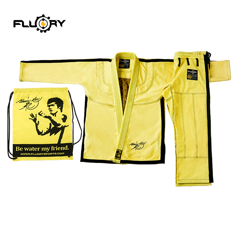 Fluory Bjj Gi Kimonos Bruce Lee  Martial Arts Clothing Brazilian Jiu-jitsu Kimonos