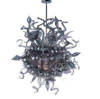 Italy Design Unique Crystal Black Chandelier