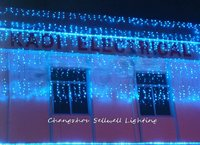 GREAT!Christmas light hotel showcase decoration 6*3m lamp H301