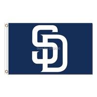 S D Design San Diego Padres Flag World Series Champions Baseball Cub Fans Team Flags Banner