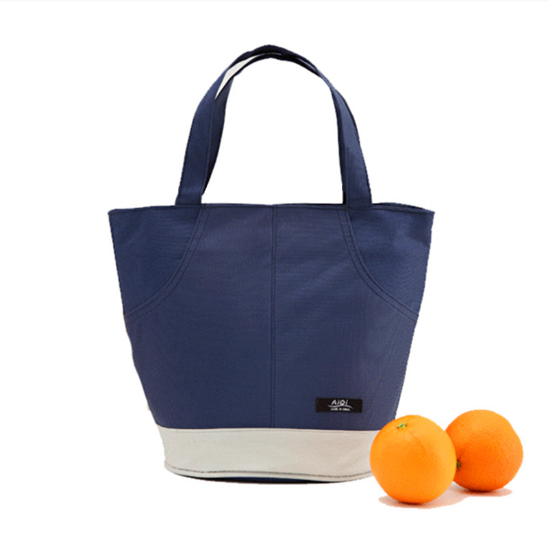 Women Kids Thicker Thermal lunch bag Tote Insulated Cooler Pouch Weekend Casual Travel Picnic Bento Box Food Storage Container