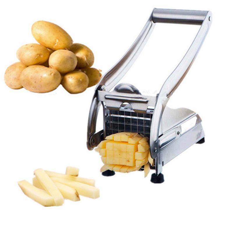 Potato Chip tool French Fry Cutter Potato Cutter Kitchen Gadgets Cucumber slice