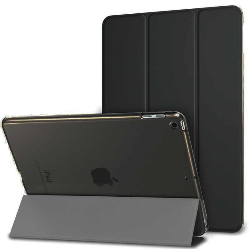 Case for iPad 2 3 4 Case Silicone Soft Back Folio Stand with Auto Sleep/Wake Up PU Leather Smart Cover for iPad 3 4 2 Case Coque
