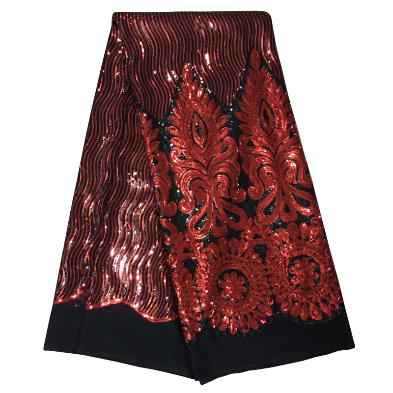 장식 조각 아름다운 자수 나이지리아 얇은 명주 - 예술, 공예, 바느질 - 사진 4