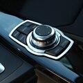 Мультимедийные кнопки VCiiC из нержавеющей стали для переделки интерьера, автомобильные аксессуары для BMW X1 X3 X5 X6 F20 F01 F30 F15 F34 F31