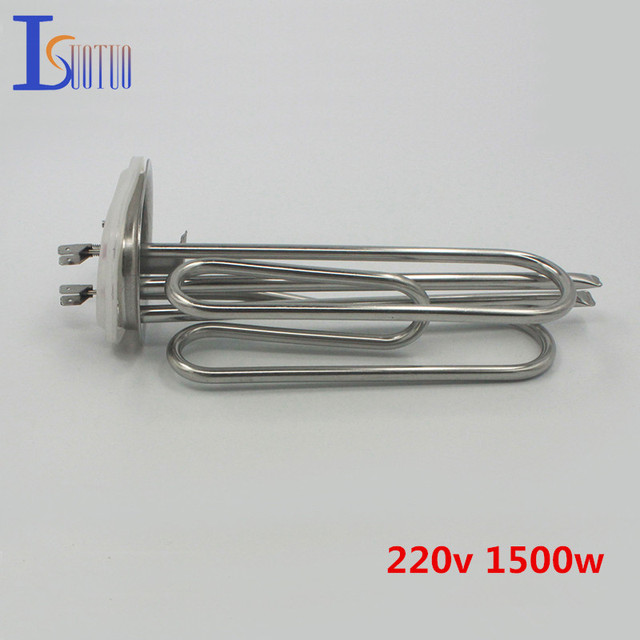 70mm*100mm cap 220v 1500w Haier electric water heater tube heating ...