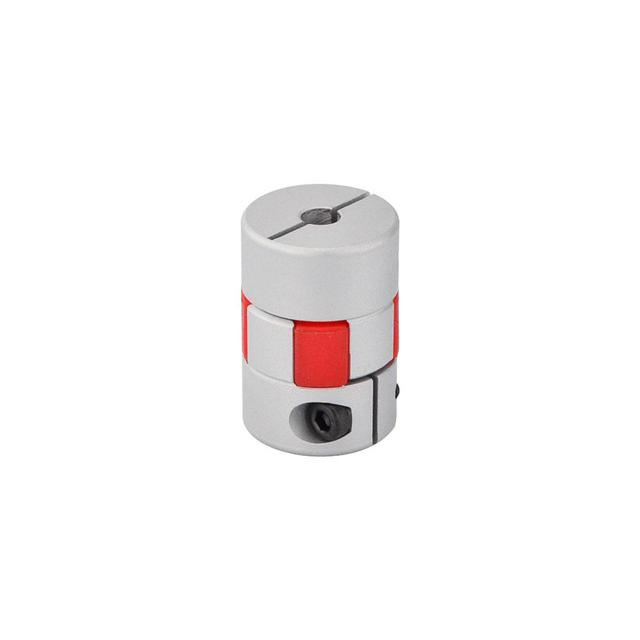 Flexible Jaw Coupling CNC Stepper Motor Shaft Coupler Encoders Aluminum Alloy 5mm*6mm/5mm*6.35mm/5mm*8mm/6mm*8mm