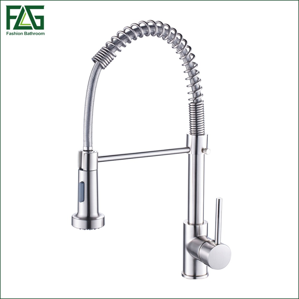 Kitchen Faucets Brushed Nickel Popular Kitchen Faucets Brushed Nickel Buy Cheap Kitchen Faucets