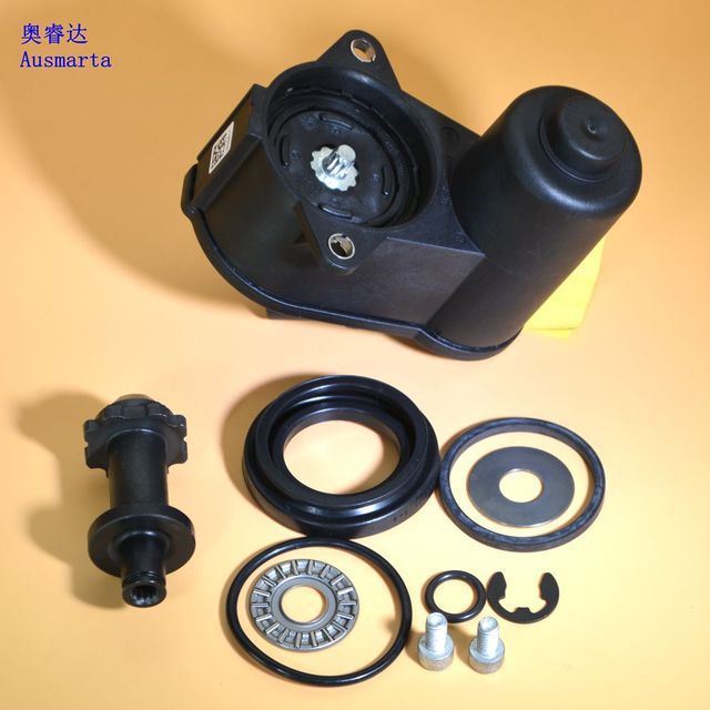 12 torx TRW ручной рукоять ручного тормоза серводвигателя комплект тормозной колодки для VW passat B6 B7 CC Tiguan Sharan RSQ3 Q3 Seat Alhambra 32332267