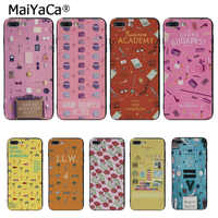 MaiYaCa Wes Andersons Luggage Special Offer Luxury Phone Case Cover for Apple iPhone 8 7 6 6S Plus X XS MAX 5 5S SE XR Cover