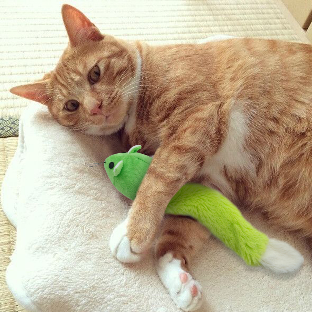 Funny-Cat-Toy-Mouse-Interactive-Cats-Teaser-Toys-Long-tail-Scratch-Playing-Training-Toys-Catnip-For