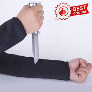 Image 4 - NMSAFETY الرجال قفازات أعلى قطع في الهواء الطلق الذاتي الدفاع واقي للذراع أعلى جودة سكين قفاز قطع مقاومة واقية قفاز الحماية