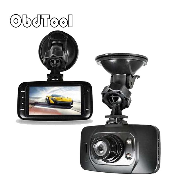 "OBDTOOL New 1080P 2.7"" HD LCD Car Dash Camera Video DVR Cam Recorder Night Vision BLACK 1PCS LR20"