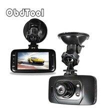 """Obdtool Новый 1080 P 2.7 """"HD ЖК-дисплей автомобиль тире Камера видео DVR Cam Регистраторы Ночное видение черный 1 шт. LR20"""