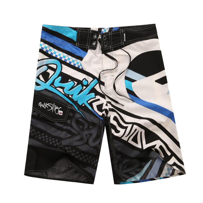 Men Boys Swimwear Quick Dry Basic Long Swim Boxer Trunks   Board     Shorts   Swimsuits Beachwear Summer Holiday