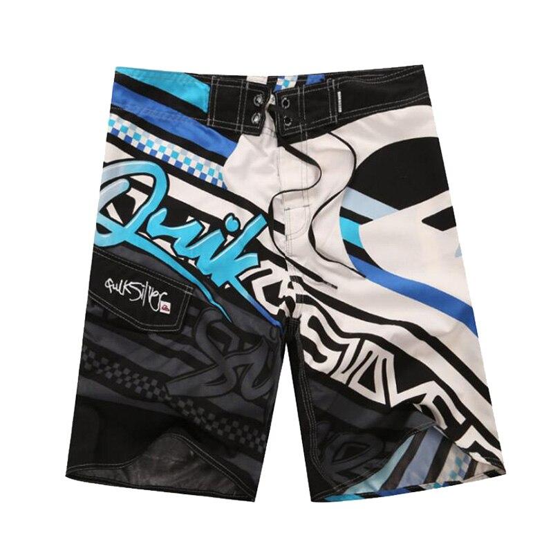 FullBo Running Horses Print White and Navy Little Boys Short Swim Trunks Quick Dry Beach Shorts