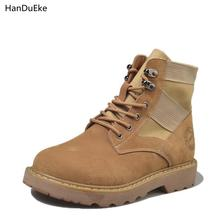 Martin boot girls 2018 new British style student flat retro casual female boots  Ankle Boots all-match fashion