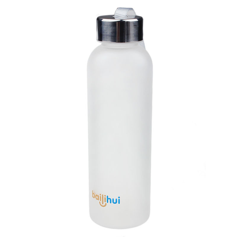 2019 New New Leak Tight Fruit Juice Sport Portable Travel Bottle Water Cup 600ML High Quality Plastic Water Bottle #Q16R (5)