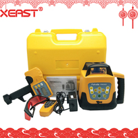 FRE 203 Rotary Red/Green laser level POSITIONING ELECTRONIC SELF LEVELING 360 DEGREE Beam Line Cross Line Rotating laser level
