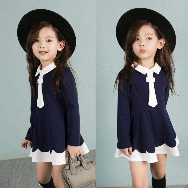 Girl Baby Cute Spring Dress Cotton Dresses Baby Autumn Clothing For School Casual Wear Clothes Autumn Clothing Cute Lovely 45 mp 55r china 220v engineering plastic magnetic drive pump big volume sea water pump industry magnetic centrifugal water pump