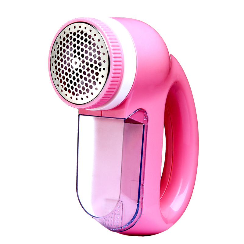 1PCS Lint Remover Pink Electric Rechargeable Charging Type with Clothes Hair Cutting Shaving Pill Machine Ball Removal 2016 New shiyu syz 779 rechargeable lint remover cleaner w brush deep purple pink 220v