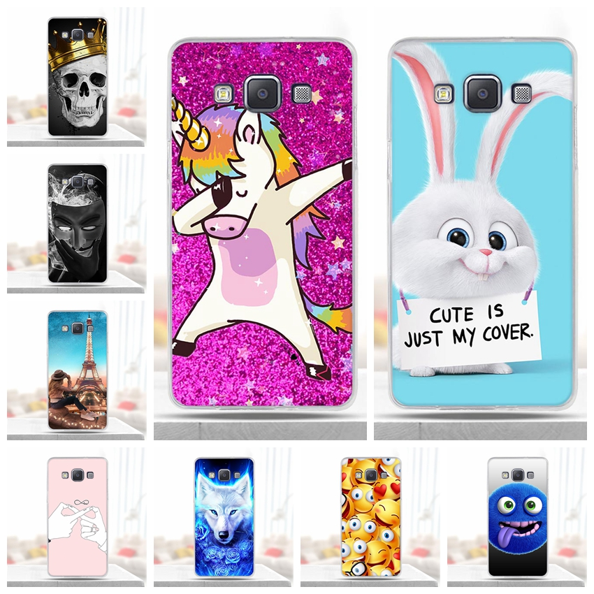 Soft-Case A500 Samsung A5 Case-Cover For Fundas Galaxy A500f/Soft-silicone/Tpu/3d Capa