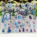 Uma peça de Alta Qualidade Crianças Dos Desenhos Animados Inchado Adesivos autocollant PVC Anime Adesivo pegatinas adesivos scrapbooking