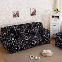 ยืดโซฟาเก้าอี้ปกยืดหยุ่นที่มีความยืดหยุ่นพิมพ์ที่นอนC Anapeขวาง