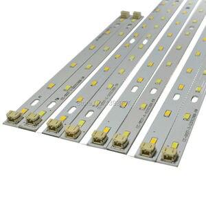 5730SMD Epistar Chip LED Bar Licht, 3 watt 6 watt 8 watt LED Streifen 100-110LM/W Super Helligkeit Mit Kabel anschluss