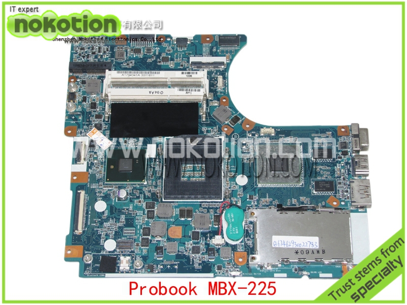 A1794341A M981 MBX-225 laptop motherboard for SONY VAIO VPC-EC REV 1.1 1P-0106J02-8011 HM55 ATI Mobility Radeon HD 5650 DDR3