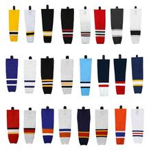 Ice hockey socks training socks 100% polyester practice socks hockey equipment