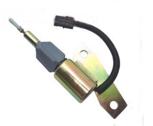 DIESEL SHUT OFF SOLENOID 3990771 Solenoid Fuel SA-4931-2424V 2pcslot