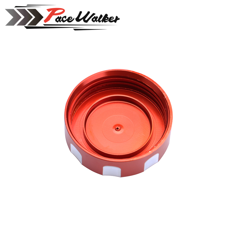 For KTM 690 Duke/R 690 SMC/R 690 LC4 Supermoto 690 LC4 Enduro R Motorcycle Rear Fluid Brake Master Cylinder Reservoir Cap Cover cnc motorcycle billet rear brake pedal step tips pedal for ktm 690 smc supermotor enduro 690 duke 950 990 adv 125 200 390 duke