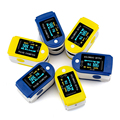Pulse Oximeter Fingertip Pulse Oximeter FInger Pulsioximetro Oximeter Pulsioximetro Dedo OLED  With Retail Box 40% Off