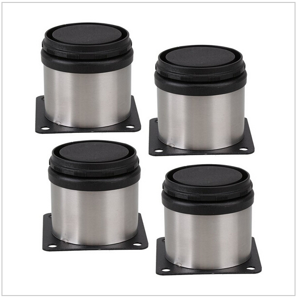 4pcs 60x60mm adjustable support furniture legs kitchen cabinets stainless steel cabinet feet sofa legs 4pcs 60x60mm adjustable support furniture legs kitchen cabinets      rh   aliexpress com