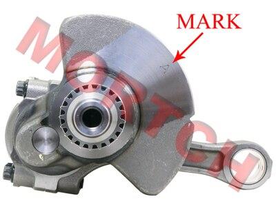 Crankshaft for CFmoto 800 ATV UTV Engine spare part crankshaft connecting rod assy A 0800-041000-10010