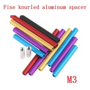 10pcs 3mm aluminum column post