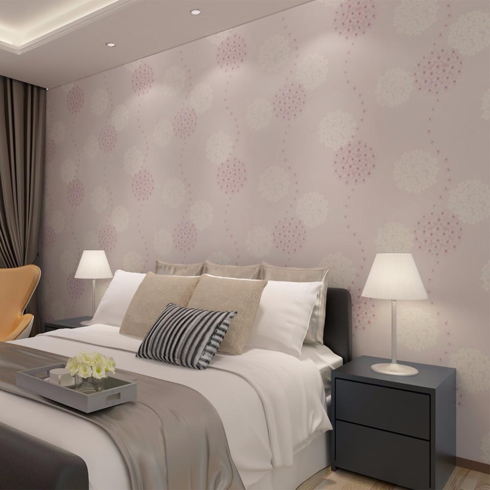 Purple Wallpaper For Bedroom Online Buy Wholesale Wallpaper Purple From China Wallpaper Purple