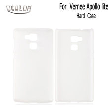 Ocolor For Vernee Apollo Lite Plastic Hard Phone Case Protective Back Cover Phone Case For Vernee Apollo Lite(China)